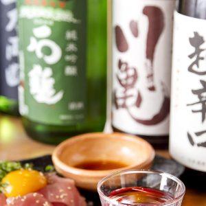 川亀 特別純米酒